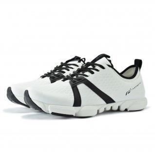 Men running shoes Runners, RNS-181-2746, white