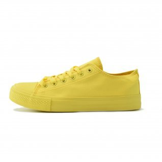Woman sneakers Runners, VA-6, yellow