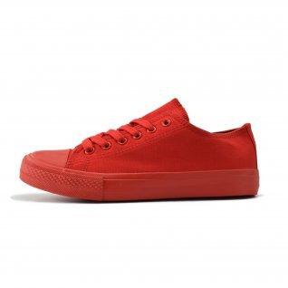 Woman sneakers Runners, VA-6, red