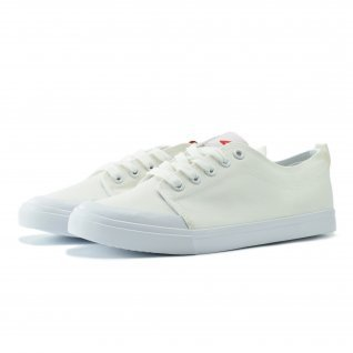 Woman sneakers Runners, A-759, white