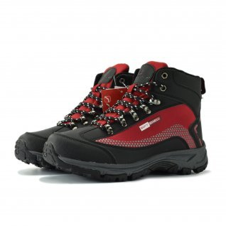Woman boots Runners, RNS-182-17347, Red