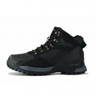 Men boots Runners, RNS-182-17507, Black