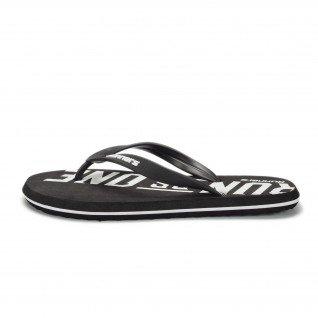 Men flip flops Runners, RNS-191-510245, Black