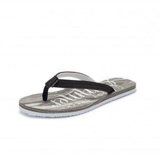 Woman flip flops Runners, RNS-191-70092, Black