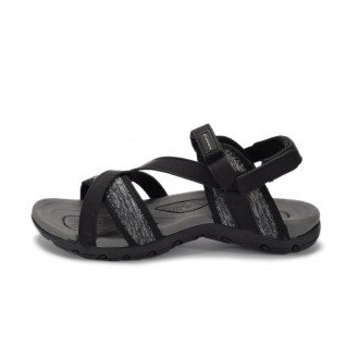 Woman sandals Runners, RNS-191-023, Black
