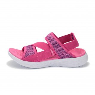 Woman sandals Runners, RNS-191-039, Fuxia