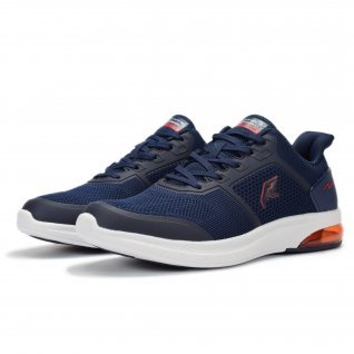 Men running shoes Runners ULTIMATE, RNS-191-3094, Navy