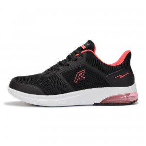 Woman running shoes Runners ULTIMATE, RNS-191-3094, Black