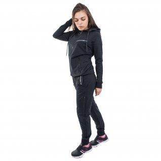 Women's tracksuit Runners 99918-7, black