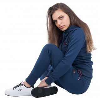 Women's tracksuit Runners 99918-8, blue