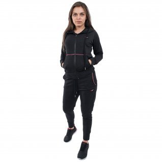 Women's tracksuit Runners 99918-8, black