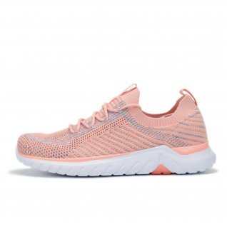 Woman running shoes Runners RUNKNIT, RNS-191-3230, Coral