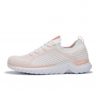 Woman running shoes Runners RUNKNIT, RNS-191-3230, White