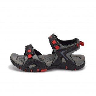 Woman sandals Runners, RNS-191-005, Black