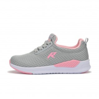 Kids running shoes Runners FAMILY STYLE, RNS-191-2978, Lt.Grey