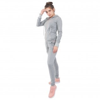 Women's tracksuit Runners 99918-1, grey