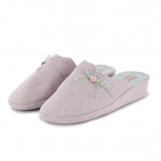 Woman home slippers RUNNERS, RNS-192-180879, pink