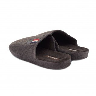 Men home slippers RUNNERS, RNS-192-1801105, brown