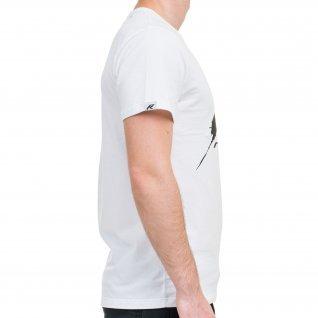 Men t-shirt RUNNERS CLASSIC, white