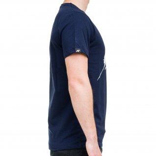 Men t-shirt RUNNERS CLASSIC, blue