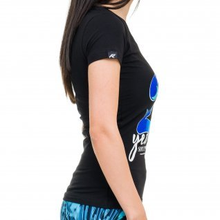 Woman t-shirt RUNNERS 20TH, black