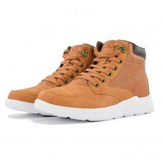 Men boots Runners, RNS-192-17590, Camel