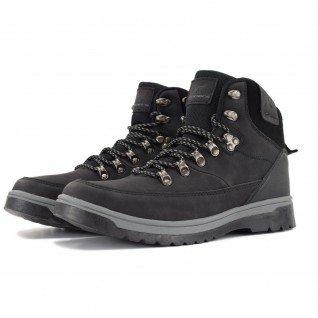Men boots Runners, RNS-192-0907, Black