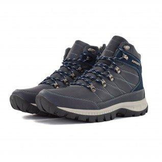 Men boots Runners, RNS-192-001, Navy