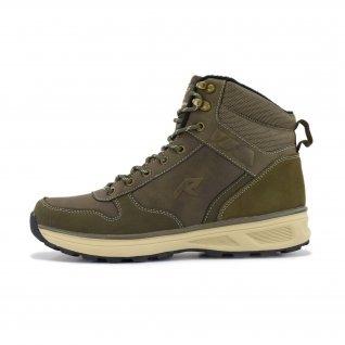 Men boots Runners, RNS-192-8154, Khaki