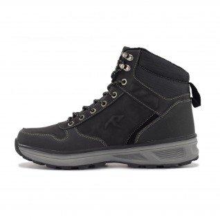 Men boots Runners, RNS-192-8154, Black