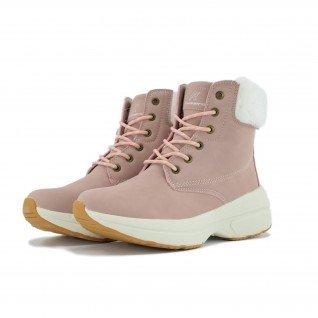 Women boots Runners, RNS-192-7255, Pink