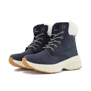 Women boots Runners, RNS-192-7255, Navy