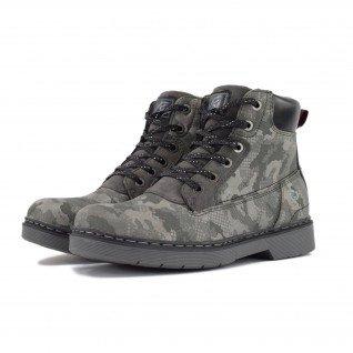 Women boots Runners, RNS-192-8209, Cammo