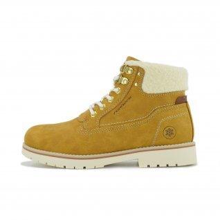 Women boots Runners, RNS-192-8209, Honey