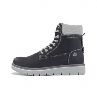 Women boots Runners, RNS-192-809218, Navy