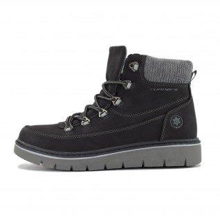 Women boots Runners, RNS-192-9217, Black