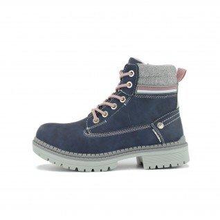 Kids boots Runners, RNS-192-0353, Navy