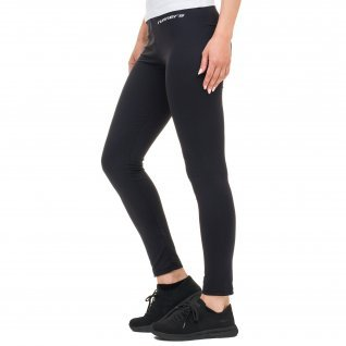 Woman legging RUNNERS SPORT, black