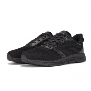 Men running shoes Runners SPEED, RNS-201-3735, Black