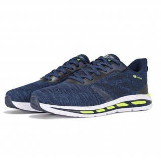 Men running shoes Runners SPEED, RNS-201-3735, Navy
