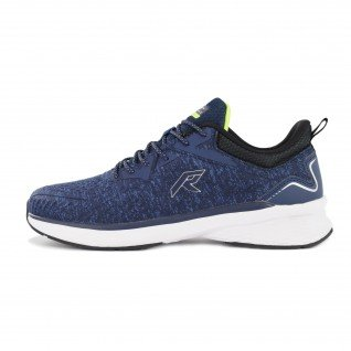 Men running shoes Runners STRIKE, RNS-201-3736, Navy