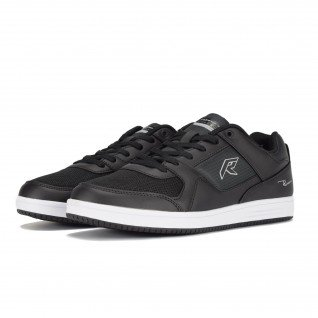 Men running shoes Runners STREET 3.0, RNS-201-3747, Black