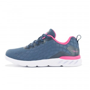 Woman running shoes Runners WAVE, RNS-201-3044, Navy