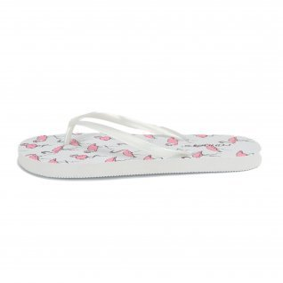 Woman flip-flops Runners, RNS-201-18319, White