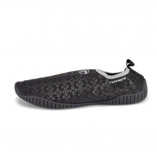 Men flip-flops Runners, RNS-201-18147, Black
