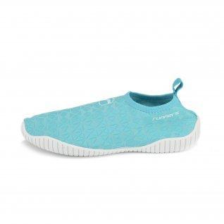 Woman flip-flops Runners, RNS-201-18147, Aqua