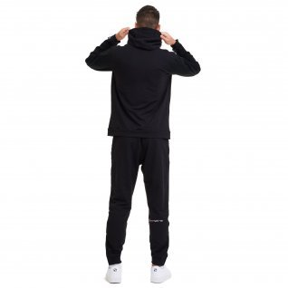 Men Sport Outfit Runners, 99919-3, Black