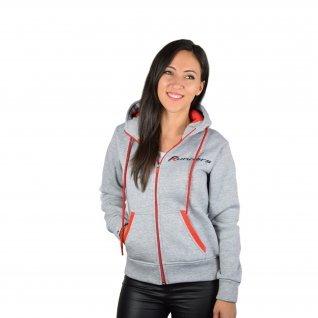Women sweatshirt Runners, FS19-1, Grey
