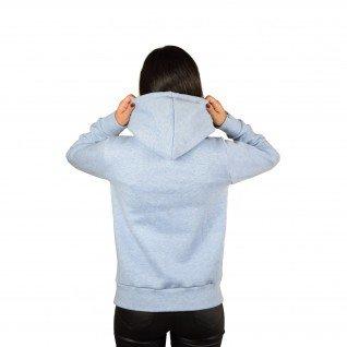 Women sweatshirt Runners, FS19-2, Blue