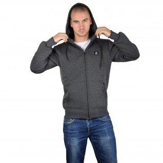 Men sweatshirt Runners, MS19-1, Dk.Grey